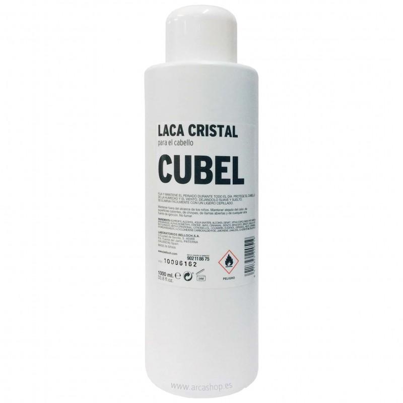 Laca Líquida Cristal Granel 1000ml para el Cabello Cubel