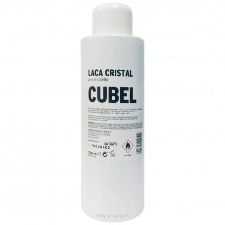 Laca Líquida Cristal Granel 1000ml para el peinado del Cabello Cubel