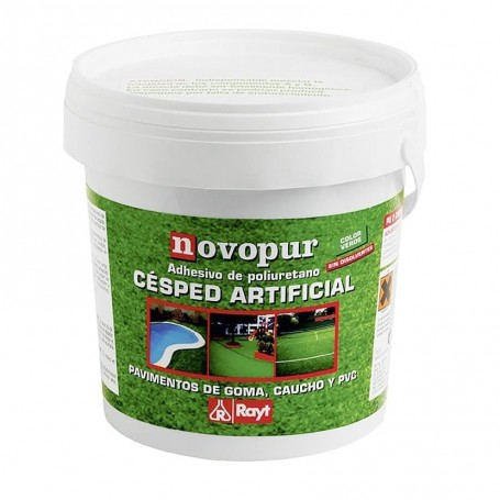 NOVOPUR Adhesivo para cesped Artificial de Rayt
