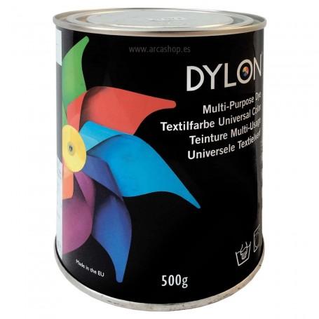 Tinte DYLON 500 grs para tallares de Modistos y Modistas profesionales. Tinte para ropa en grandes cantidades.