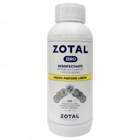 ZOTAL ZERO Desinfectante microbiocida funcigida desodorizante ZOTAL