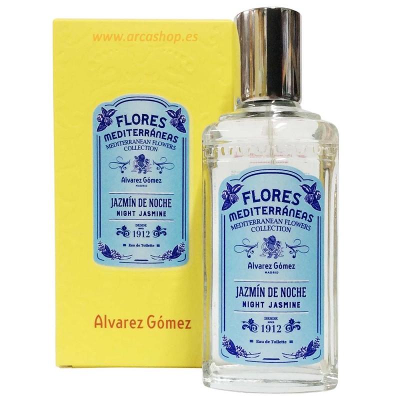 Flores Mediterráneas, Agua Colonias Concentradas de Alvarez Gómez