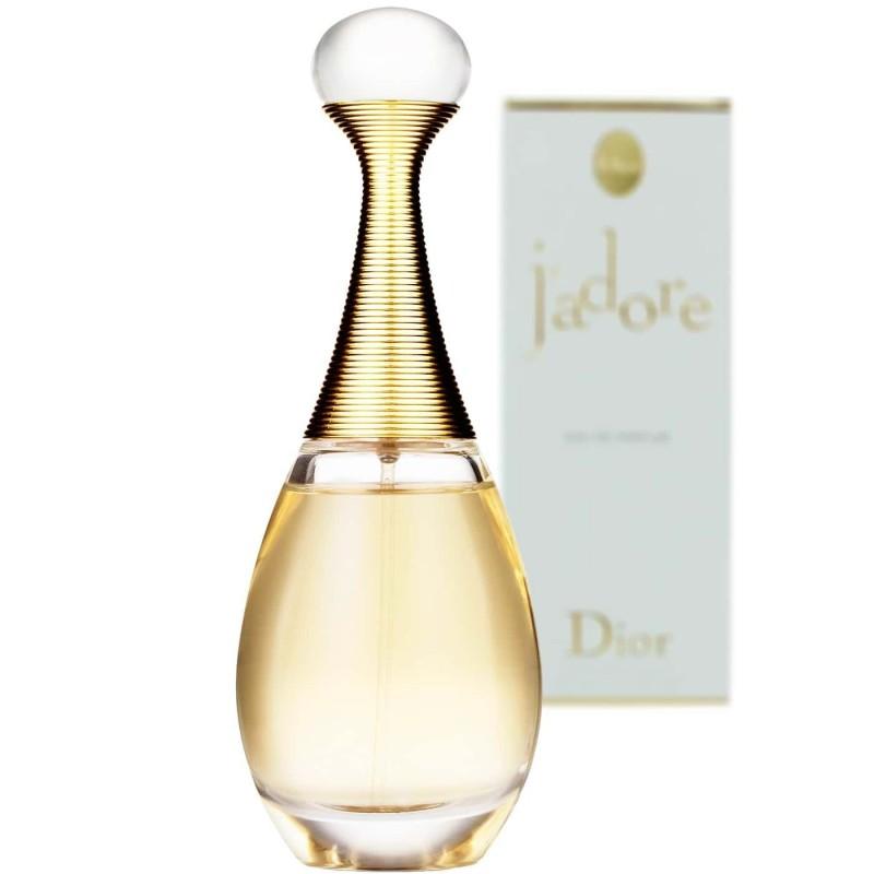 J'adore de Christian Dior EDP 100 ml, la elevación de los sentidos.
