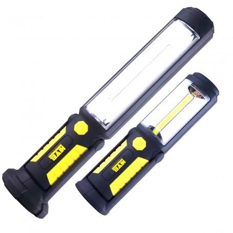 Lámparas Led de Taller Mecánico NIVEL Recargables por USB