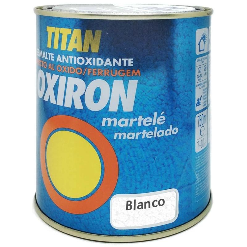 Martelé Oxiron Pintura Antioxidante TITAN