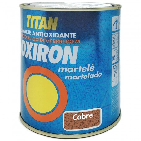 Oxiron Martelé Cobre 2911