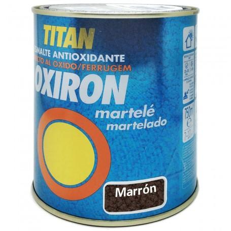 Oxiron Martelé Marrón 2914