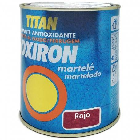 Oxiron Martelé Rojo 2904