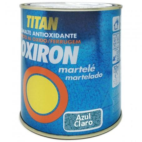 Oxiron Martelé Azul claro 2907