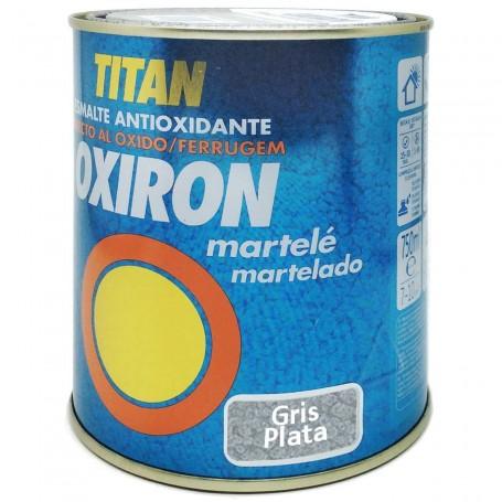 Oxiron Martelé Gris plata 2900