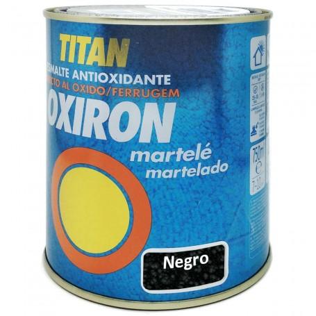 Oxiron Martelé Negro 2967