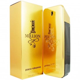 One Million de Paco Rabanne 200 ml EDT, el retorno de la seducción masculina