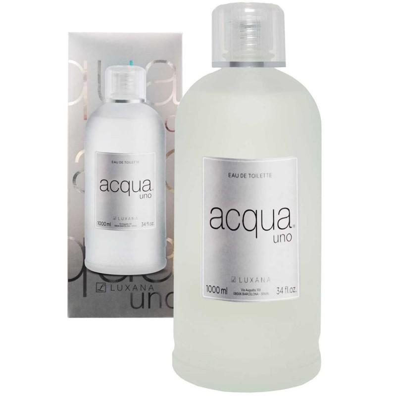 Acqua Uno Luxana Cristal EDT 1000ml