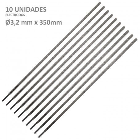 Electrodos Recubiertos Ø3,2 mmx 350 mm