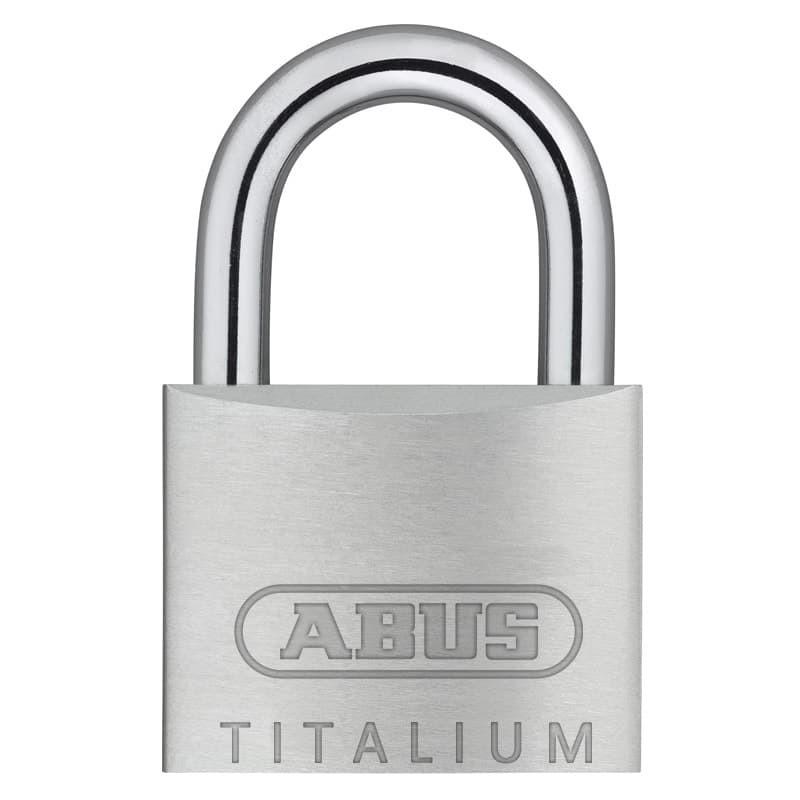Candado Abus Titalium Arco Normal Serie 54TI