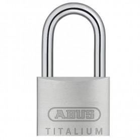Candado Abus Titalium Arco Largo Serie 54TI