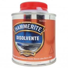 Hammerite Disolvente Calidad Superior, de akzoNobel para Hammerite Esmalte Directo Sobre Hierro y Óxido.