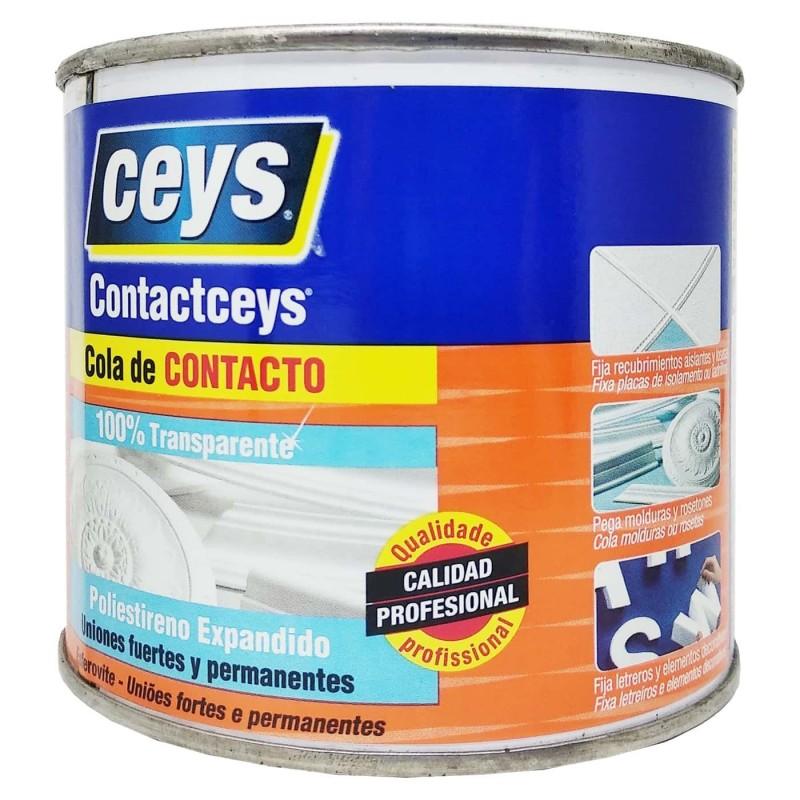 ContactCeys Transparente Poliestireno Expandido y Espejos