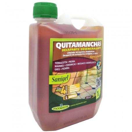 Sanigel Quitamanchas Decapante Desengrasante