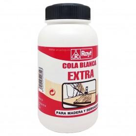 Cola Extra Blanca Alta densidad Rayt 1kg Bote Rojo