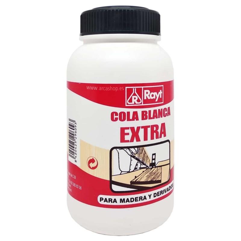 Cola Extra Blanca Alta densidad Rayt