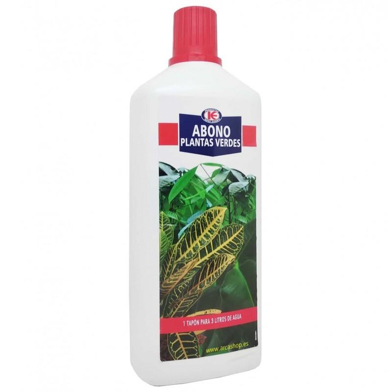 Abono Impex NPK 6-5-5 Plantas Verdes Decorativas