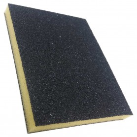 Lija base de esponja flexible doble cara