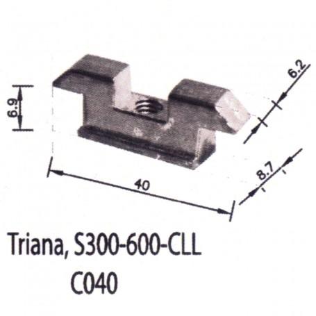 Contracierre Triana s300 600 CLL C040 Puertas - Ventanas