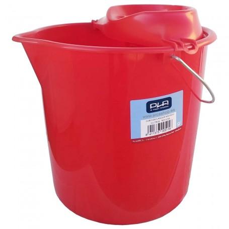 Cubo Fregona Redondo 12 litros PLA