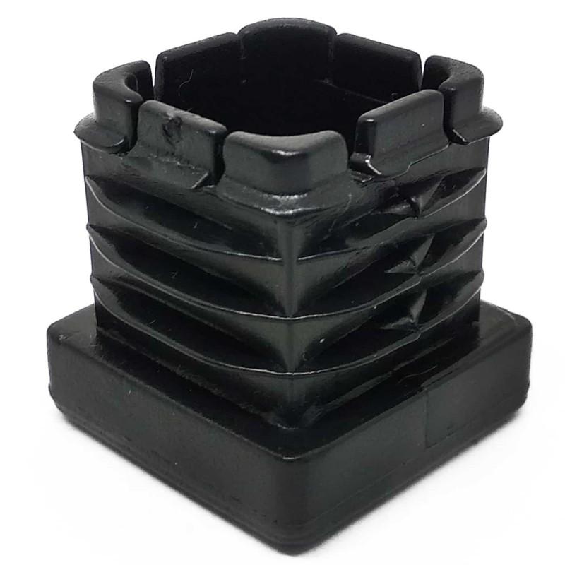 Conteras Plástico Negro