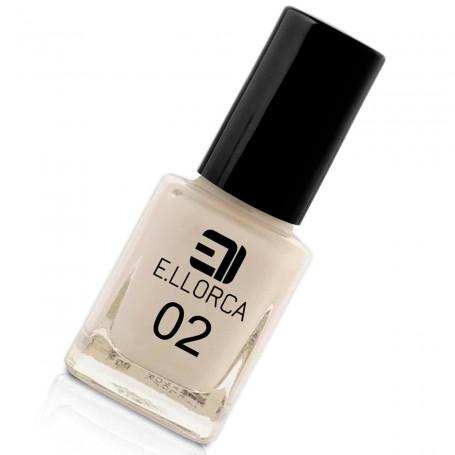 Esmalte Uñas 02 Blanco E. Llorca Pintauñas