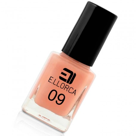 Esmalte Uñas 09 Beige rosado E. Llorca Pintauñas
