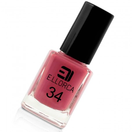 Esmalte Uñas 34 Color Maquillaje E. Llorca Pintauñas