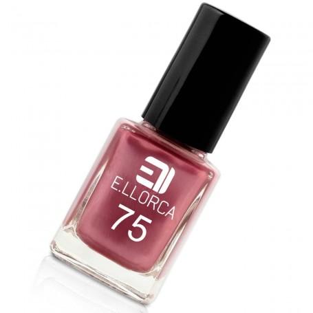 Esmalte Uñas 75 Color Cobre rojizo E. Llorca Pintauñas