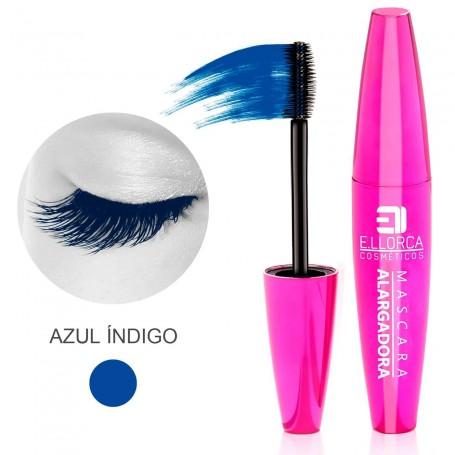 Máscara Alargadora Pestañas Azul Índigo Elisabeth Llorca
