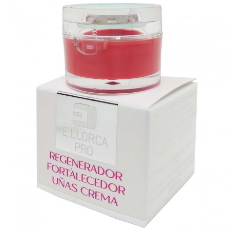 Regenerador Fortalecedor Uñas Crema Vitamina E