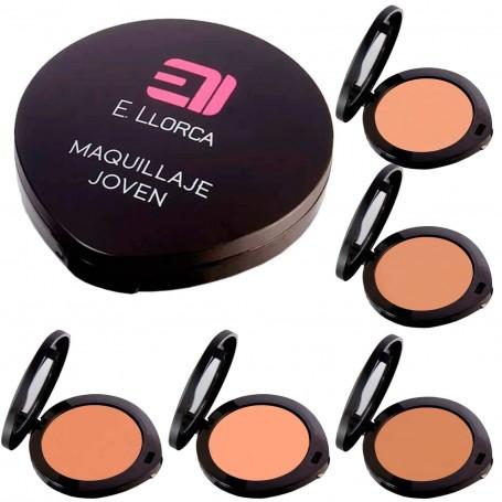 Maquillaje Tonos de piel Joven Elisabeth Llorca