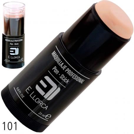 Maquillaje Color nº 101 Pan Stick Elisabeth Llorca