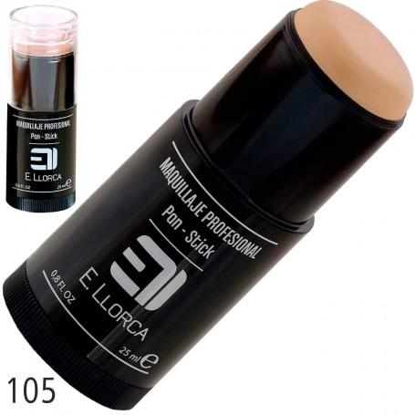 Maquillaje Color nº 105 Pan Stick Elisabeth Llorca