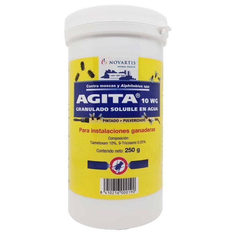 AGITA 10 WG Insecticida Moscas Cuadras Pintar Novartis