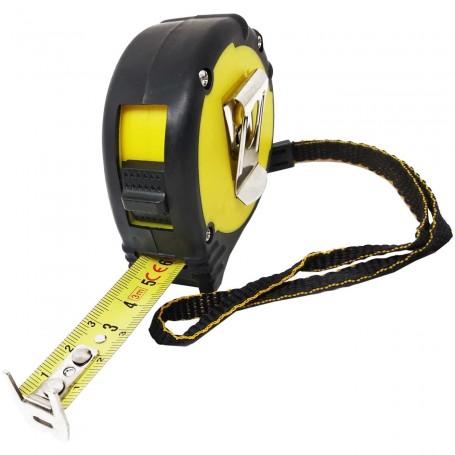 Flexómetro Bimateria Nivel