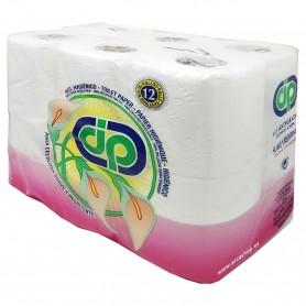 Papel Higiénico 12 Rollos Suave y Resistente Jimenez Parrando. Papel Higiénico barato y buena calidad.