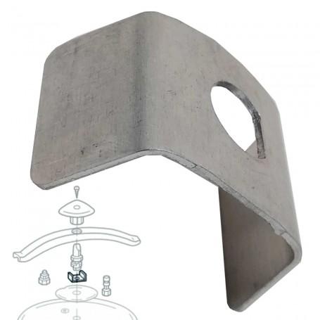 Puente Aluminio Olla presión Magefesa