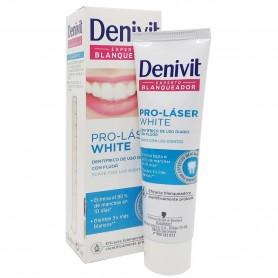Dentrífico Denivit White Blanqueador Dientes Anticaries