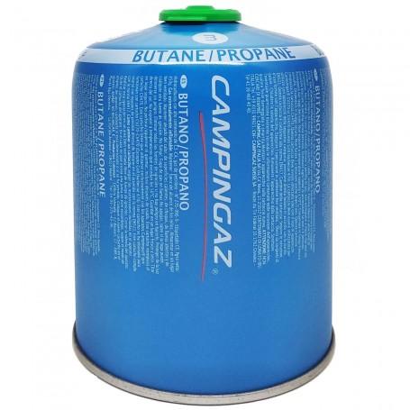 Cartucho con válvula Gas Butano/Proponano Cv470 Plus 450g Campingaz