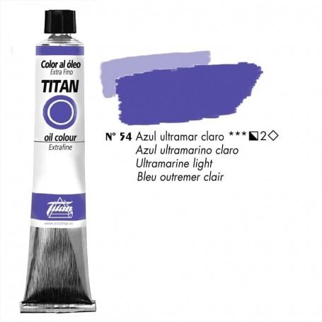 Óleos Titan Extra Finos 20 ml