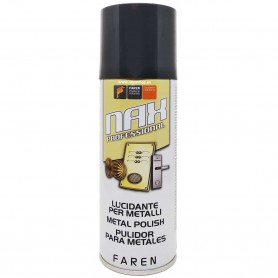 Abrillantador Pulidor metales Spray Faren Nax
