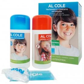 Champú y Loción Tratamiento Antipiojos Al Cole