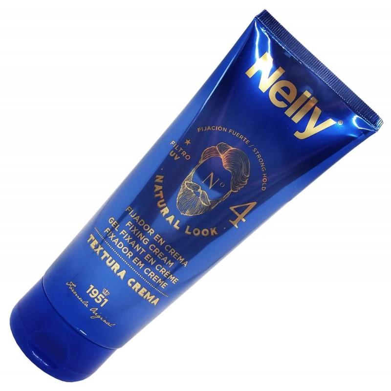 Fijador en Crema Nelly Natural Look nº4 con filtro solar UV