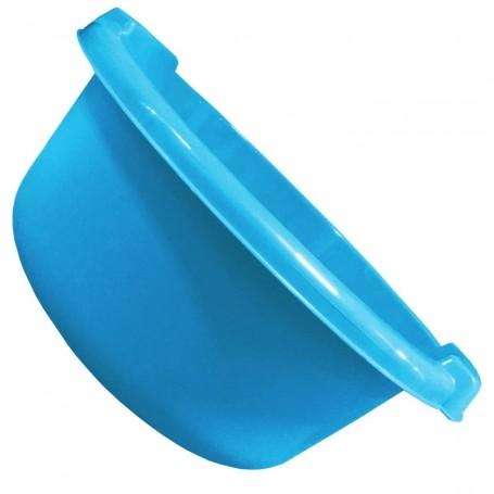 Barreño Redondo Plástico Plastiken de 4 litros, 8 litros, 12 litros, 20 litros, 30 litros y 40 litros.